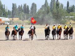 中央アジア4ヵ国周遊の旅 (キルギス・カザフスタン編 第1・2日目)