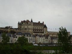 連休前にフランスに行ってきた ④ トゥール~アンボワーズ城~サンセール~パリ