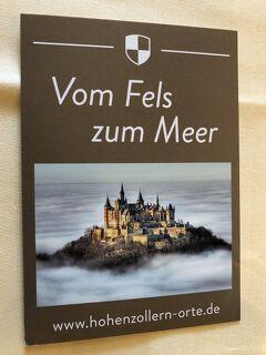 花々の楽園マイナウ島と美しきアルザス地方ドイツ黒い森地方を巡る8日間 2日目の1 ウィーン~チューリッヒ、トリベルク滝、ホーエンツォレルン城