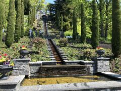 花々の楽園マイナウ島と美しきアルザス地方ドイツ黒い森地方を巡る8日間 6日目の1 マイナウ島
