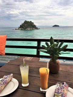 平成最後&令和初のGW、マレーシアとタイへ その⑤平成最後の日をタイの秘島リペ島で過ごす!!
