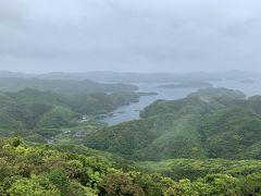 週末土日に対馬から船で釜山へ(1)福岡経由で対馬編