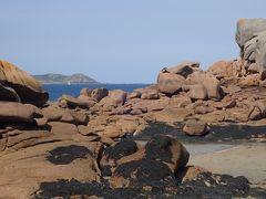 そうだったのか!(*_*):バラ色の花崗岩の海岸ペロス・ギレック