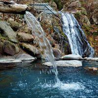 日光澤温泉,八丁の湯 / 温泉のハシゴ