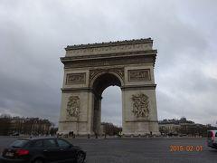 パリで自由気ままな絵画鑑賞とお城巡りの一人旅!