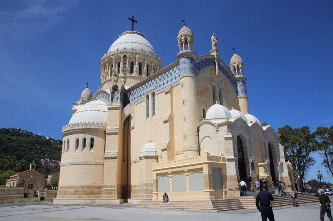 秘境パックで行く北アフリカ 「チェニジア・アルジェリア周遊13日間」 ⑪最終回 やっぱりカスバへ行かんことには 帰国