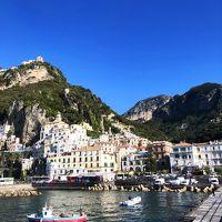 中欧と南イタリアの旅④ アマルフィ編