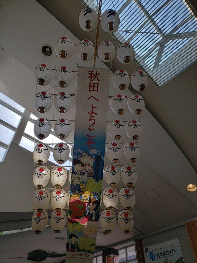 JGC特典として年1回事前指定の1ヶ月間FOPが2倍になるキャンペーンがあります。パスポート書き換え期間は、これを有効活用してみようと先得解禁日に5月集中で国内日帰り旅行を楽しもうとチケットをgetしていました。秋田市内プチ観光の1日をまとめてみました。よろしかったら目を通してみて下さい!