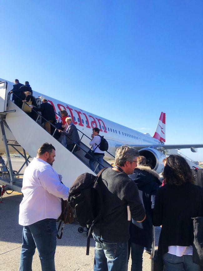 中欧と南イタリアの旅⑤ 帰国編