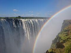 世界二周目 (4−1)ヴィクトリアフォールズ:世界三大瀑布制覇の旅(ジンバブエ編)