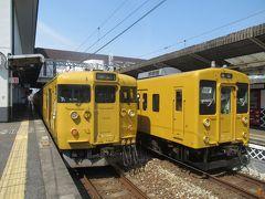 初夏の山陽・四国旅(7)ローカル電車の旅で倉敷へ