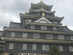 岡山・倉敷一人旅~1日目・岡山「忘れえぬひと」を訪ねて