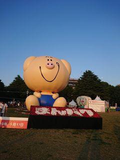 まんパクを堪能(立川◆昭和記念公園◆)2019