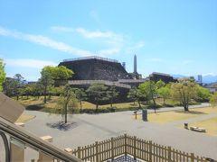 日本100名城を行く(甲府城)