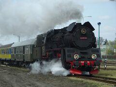 東欧鉄道の旅 その10(ポーランド、蒸気機関車に乗ってのんびり旅)
