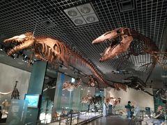 幼児と恐竜を観に国立科学博物館へ