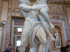 イタリア  ローマ・フィレンツェの旅  2019年5月 第2日 ボルゲーゼ美術館など