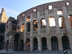 ヨーロッパ1か月周遊旅行_3日目①(イタリア:ローマ)