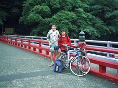 小6長男と箱根サイクリング