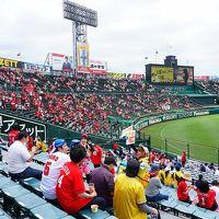 ★2019年5月★ 広島から甲子園球場にカープ戦を観に行ってみた(しかもチケットを忘れて)