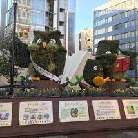 【東京の地下街を歩く旅】(11) 池袋副都心