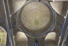 2019春、ウズベキスタン等の旅(4/52):4月24日(2):サマルカンド(3):グリ・アミール廟(2):ティムールの墓