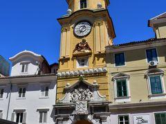 クロアチア旅行-8:リエカ(港街)