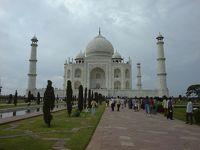 インド ヒマラヤとアーグラ