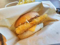 """たまには""""ベタ""""な名物店めぐり&ローカルフード1901 「深海魚バーガー&のっぽパン」  ~静岡~"""