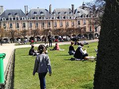 娘と行く春のフランス 2