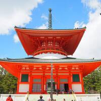 【軽キャン旅】GW 和歌山満喫の旅〈2〉いざ、高野山へ!