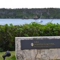 梅雨入り当日に沖縄上陸! インターコンチネンタル万座ビーチリゾート、クラブインターコンチネンタル ルームで過ごす3泊4日の旅。 1日・2日目