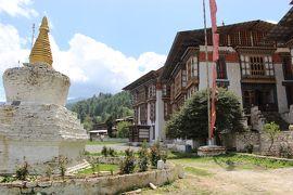ブータン'19�〜ブムタンの寺院群