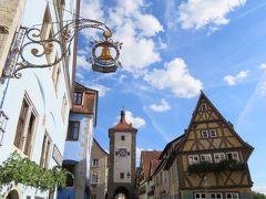 ローテンブルク・オプ・デア・タウバー_Rothenburg ob der Tauber 浪漫的!ロマンティック街道のハイライトの一つ