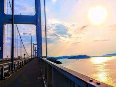 愛媛・広島旅②~しまなみ海道、初心者サイクリング完走なるか?後半戦~