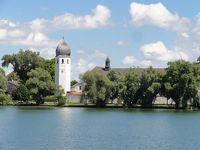 ミュンヘンを拠点に南ドイツ(少しオーストリア)を巡る旅【2】ヘレンキームゼー城→フラウエン島