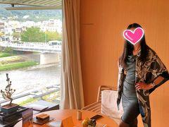 リッツカールトン京都に泊まるグルメ旅☆aca☆祇園にし☆二条城ふる田☆