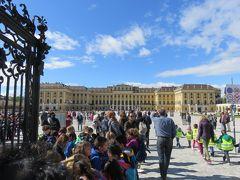 ウィーン滞在9回目(5. シェーンブルン宮殿の庭園散歩-北部のみー)