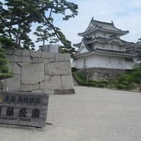 初夏の山陽・四国旅(15)高松城跡(玉藻公園):日本三大水城〜海水のお堀