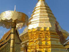 寒い時は温かい国に行こう!初めてのタイ旅行 9 北のバラチェンマイ