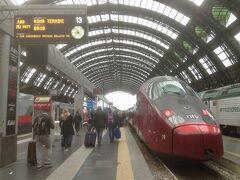 中国国際航空で行くイタリア乗り鉄の旅 その3