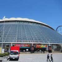 東京出張で東京ドームや両国国技館の周りを散策[1泊2日]
