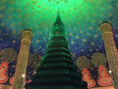 3年振りの海外旅行・初めてのタイ(5日目・最終日)~ワットパクナム寺院&スパ~