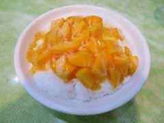 マンゴーが食べ台湾(台北)♪ Vol.1☆移動・寧夏路夜市・冰讃☆