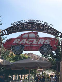ロサンゼルス テーマパーク巡りの旅 4日目 ディズニーランドへ!