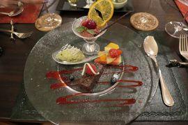 初夏の蓼科♪ Vol.3:レジーナリゾート蓼科 夕食はフランス料理♪