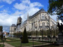 フランスの8つの世界遺産を巡る旅【9】5日目(車窓と【世界遺産】ブルージュ大聖堂)
