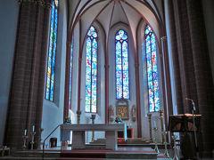 2度めのドイツ 思い焦がれたベルリンの壁を巡る旅 part4 マインツ青の教会&帰国