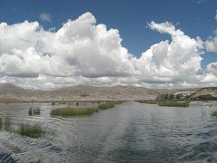 ペルー① チチカカ湖(世界一周の記録)