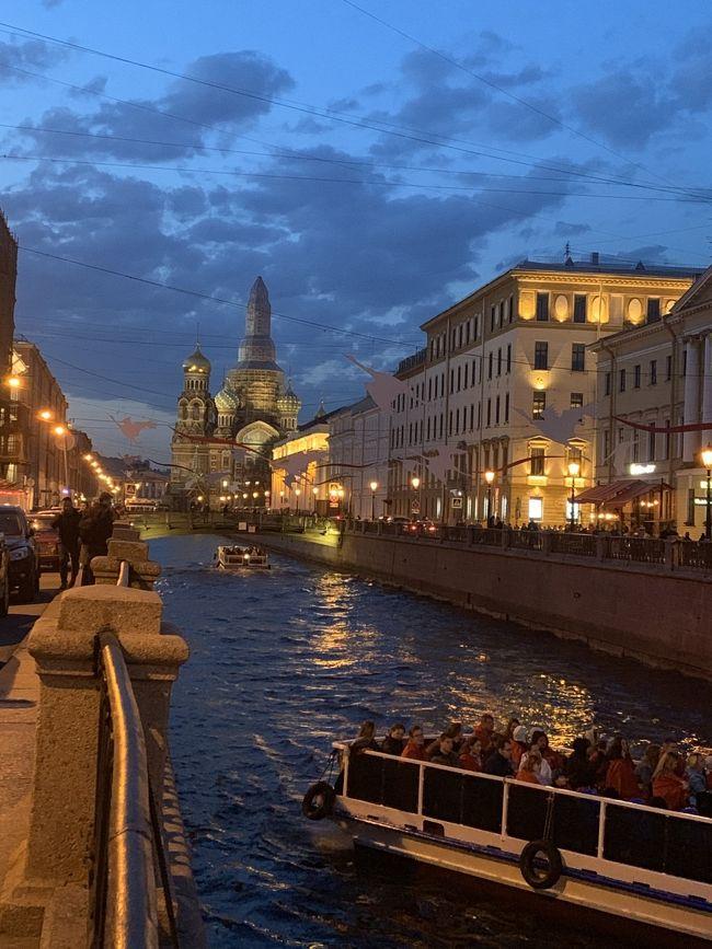 GW*ロシアとイスラエルの旅*9日間③サンクトペテルブルク歩きまくりの1日半(後編)